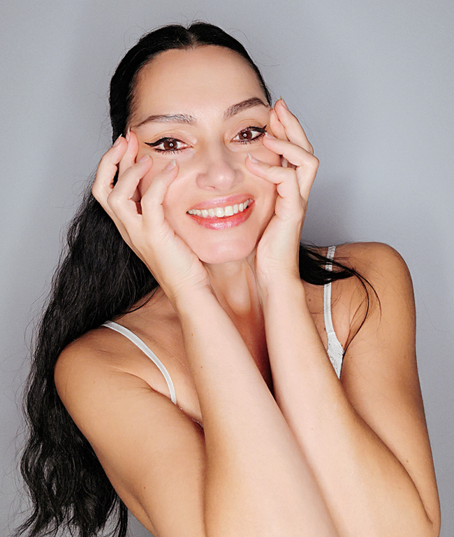 kurs joga twarzy